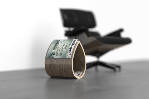 оригинальная мебель для журналов