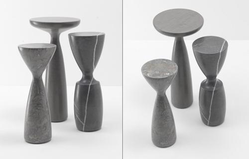 каменная дизайнерская мебель