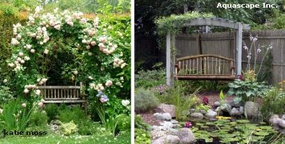садовые арки навесы