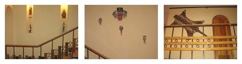 декор лестницы своими руками