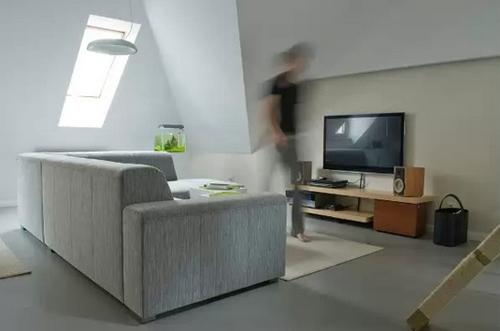 дизайн зоны отдыха в квартире студии