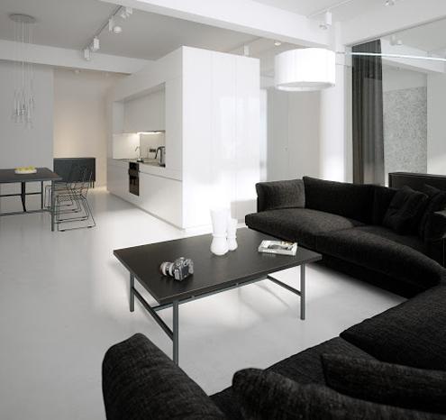 дизайн мебели для проходной кухни
