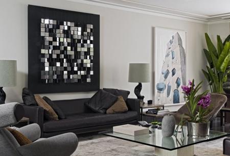 эксклюзивный декор квартиры