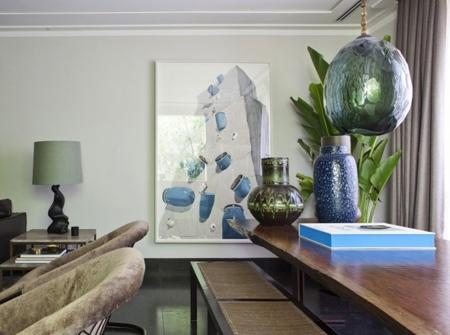эксклюзивные предметы интерьера гостиной