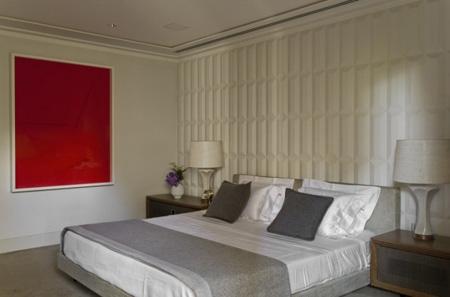 эксклюзивный интерьер спальни