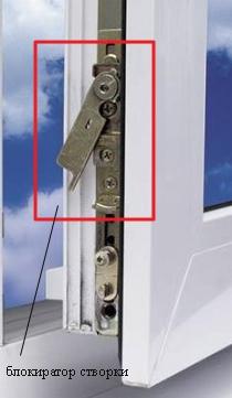 ремонт блокиратора пластикового окна своими руками