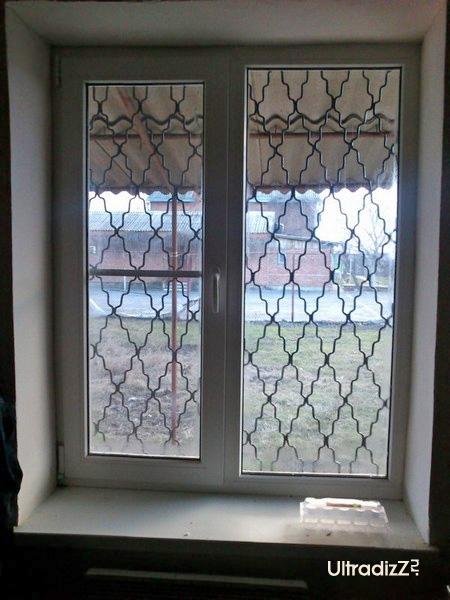 штукатурный откос окна после ремонта