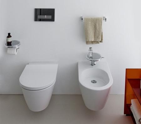 необычная сантехника для ванной из сафиркерамики