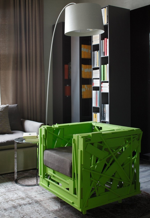 оригинальная современная мебель