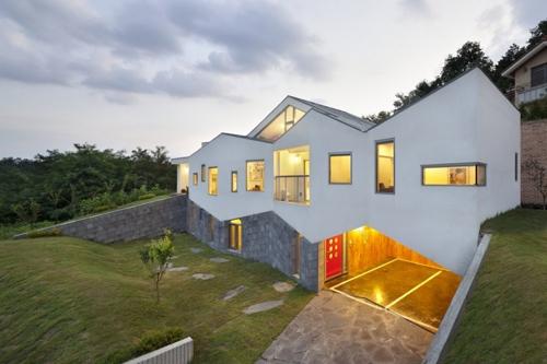 дизайн дома Panorama House