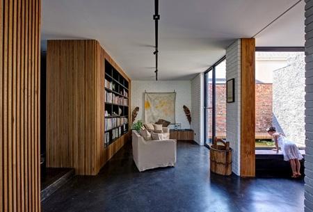 оригинальный дизайн частного дома
