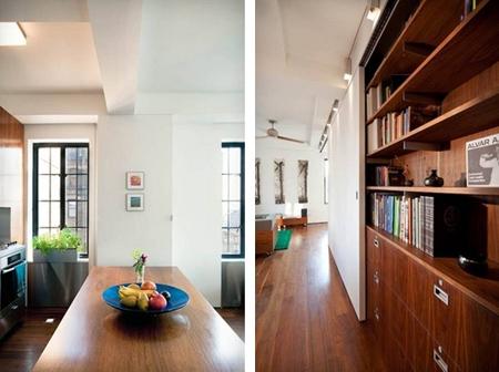 дизайн интерьера квартиры трансформера