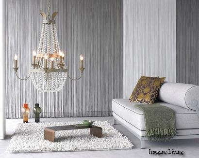 текстильная драпировка стен в современном стиле