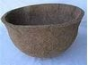 использование кокосового волокна для плавающей клумбы