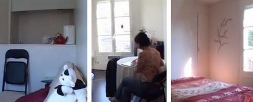 маленькая квартира до ремонта