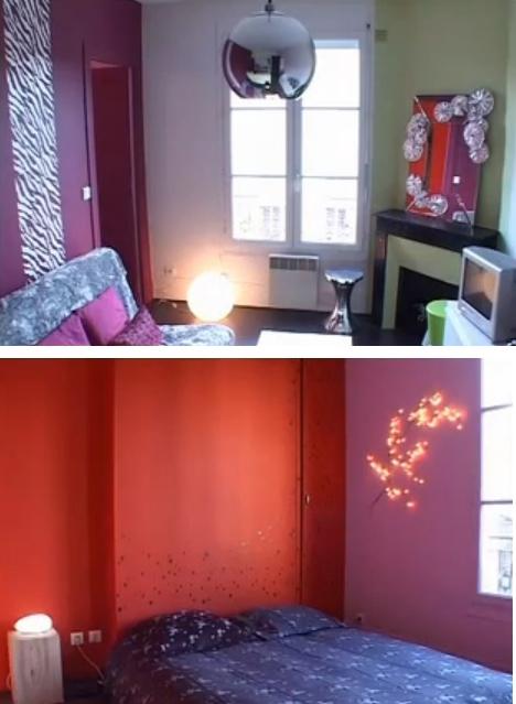 ремонт маленькой квартиры с яркой цветовой гаммой