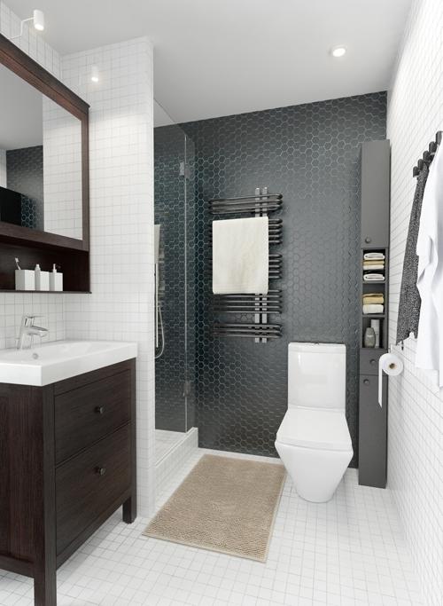 дизайн ванной комнаты в квартире для DJ