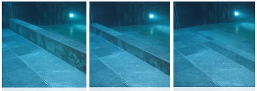 подъемные перегородки для бассейна