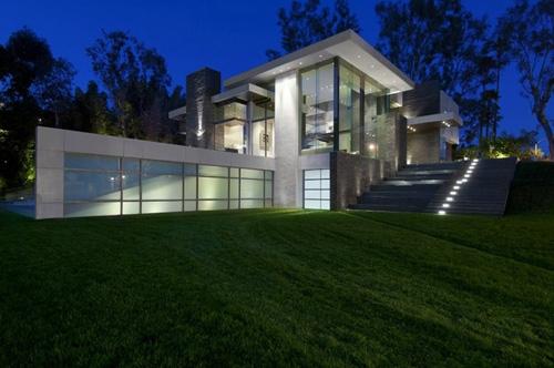 элитный частный дом в современном стиле
