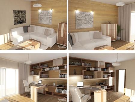 элегантная комната для подростка