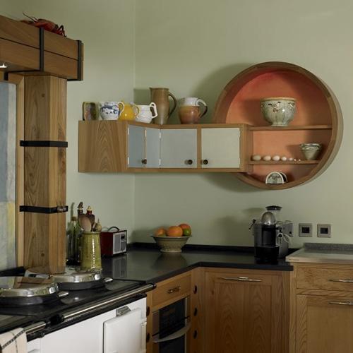 эксклюзивные полки для кухни