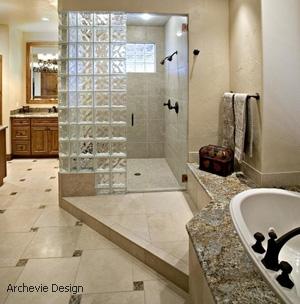 многоуровневый подиум для ванной с полками и скамейкой
