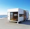 энергосберегающий модульный дом