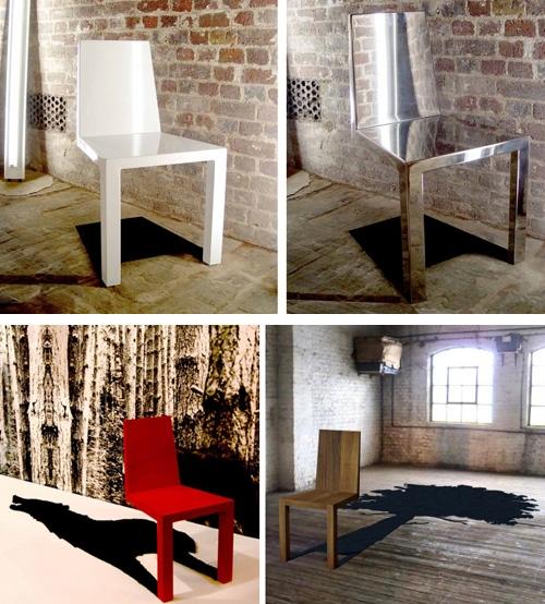 оригинальный дизайн стульев