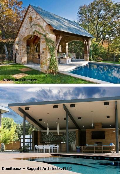 традиционный и современный стиль садовых павильонов