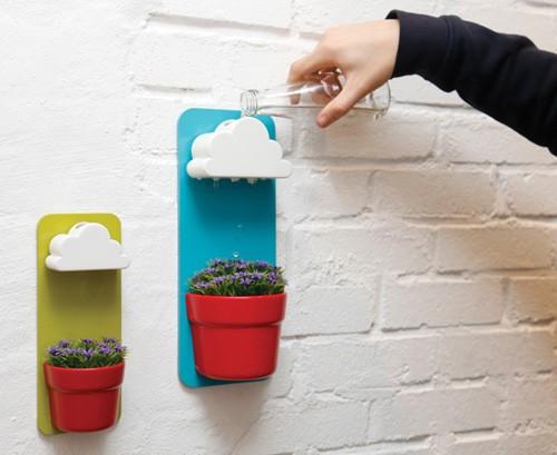 как организовать мягкий полив без лейки