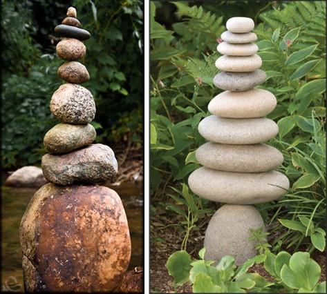 каменные садовые скульптуры