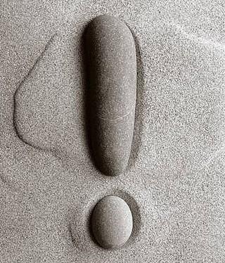 минималистичный декор из камня в ландшафтном дизайне