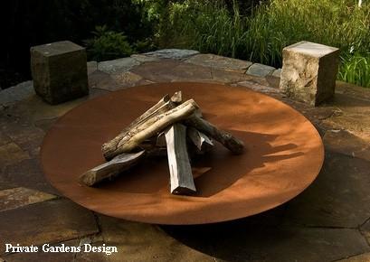 дровяной очаг