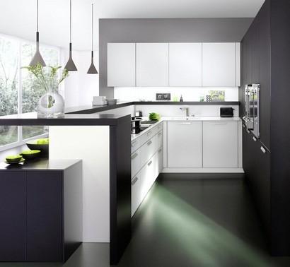 идея обустройства проходной кухни