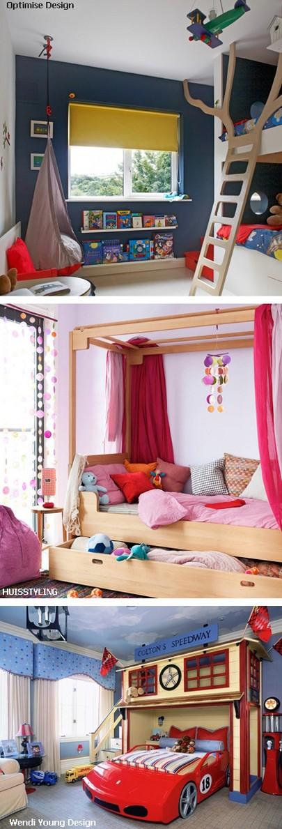 развивающая мебель и декор в детской