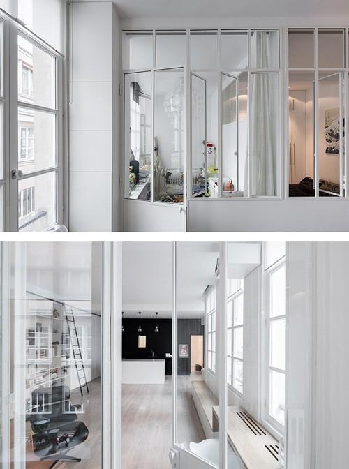 внутренние окна в квартире