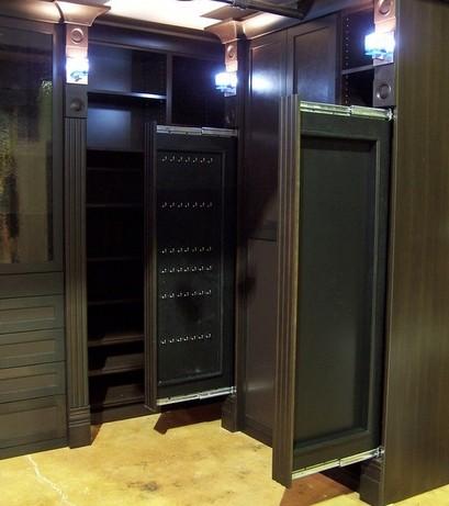 выдвижные панели для хранения бижутерии
