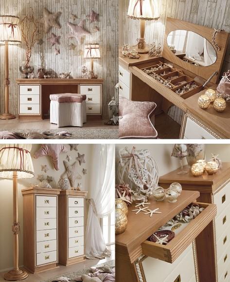 мебель и декор в морском стиле