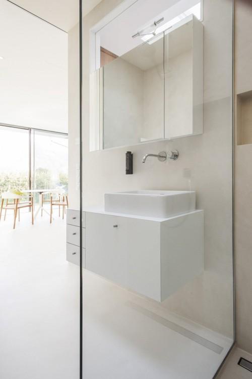 ванная в гостевом домике