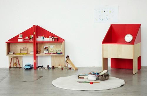 складная игровая мебель