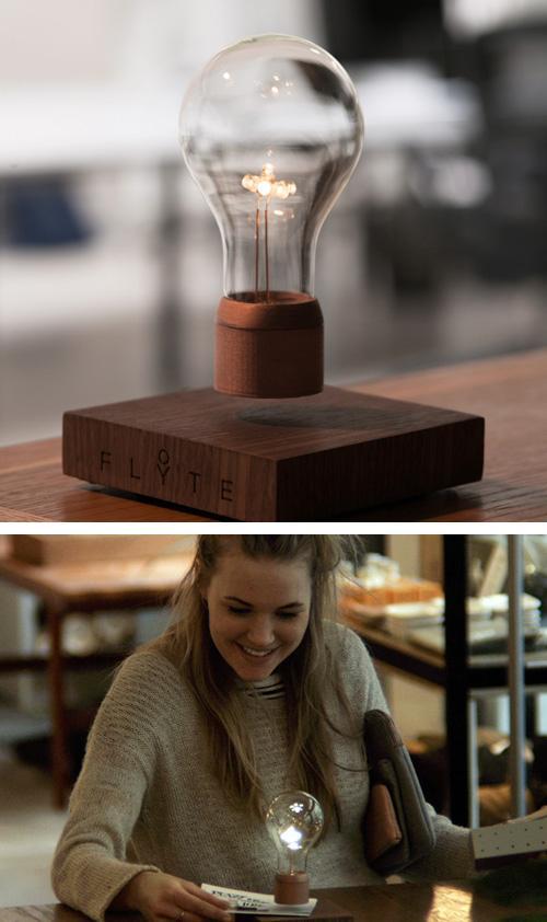 парящая лампа Flyte