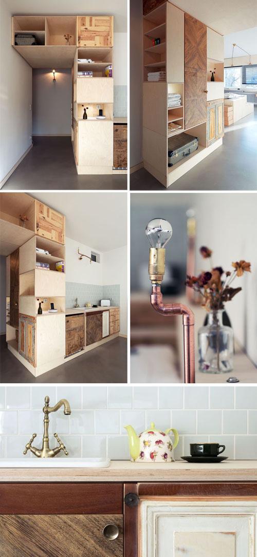 мебель из переработанных материалов