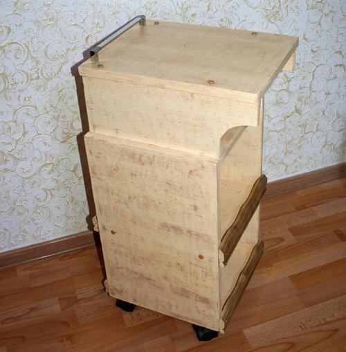 функциональная передвижная мебель