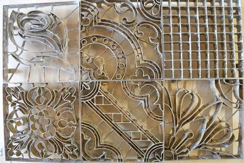 Трафареты для цементной плитки Luxemix