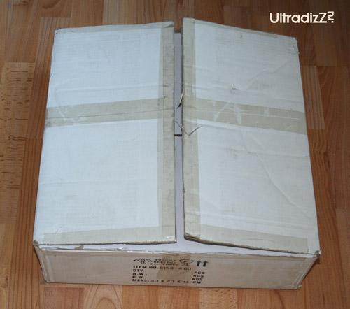 коробка для изготовления оттоманки своими руками