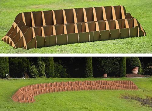 каркасы для садовых травяных диванов