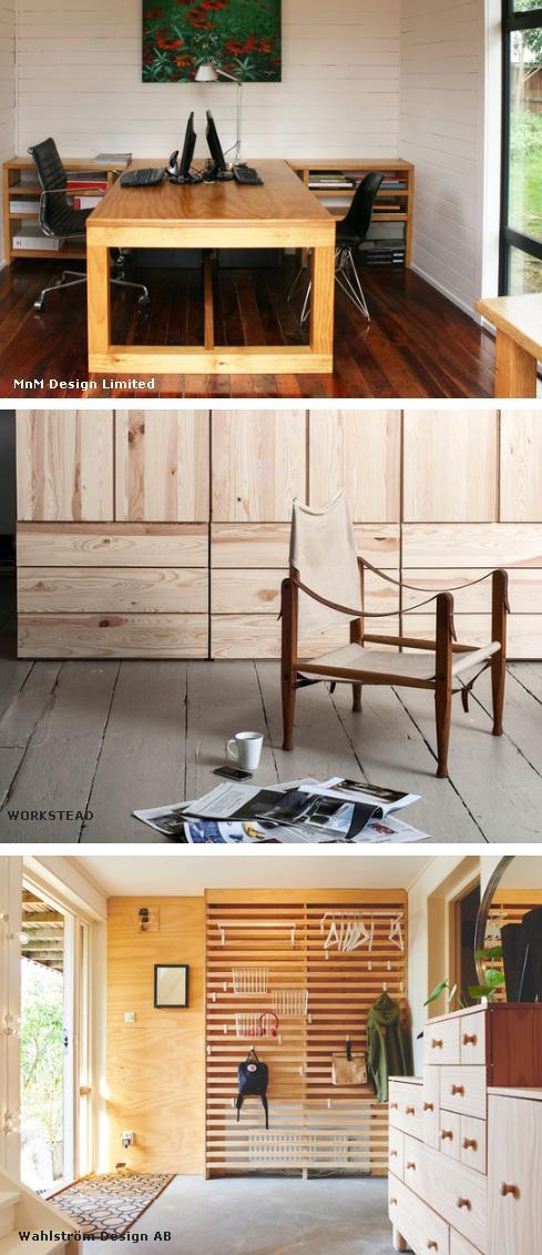 примеры мебели из фанеры